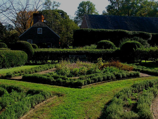 Stratford Hall Garden