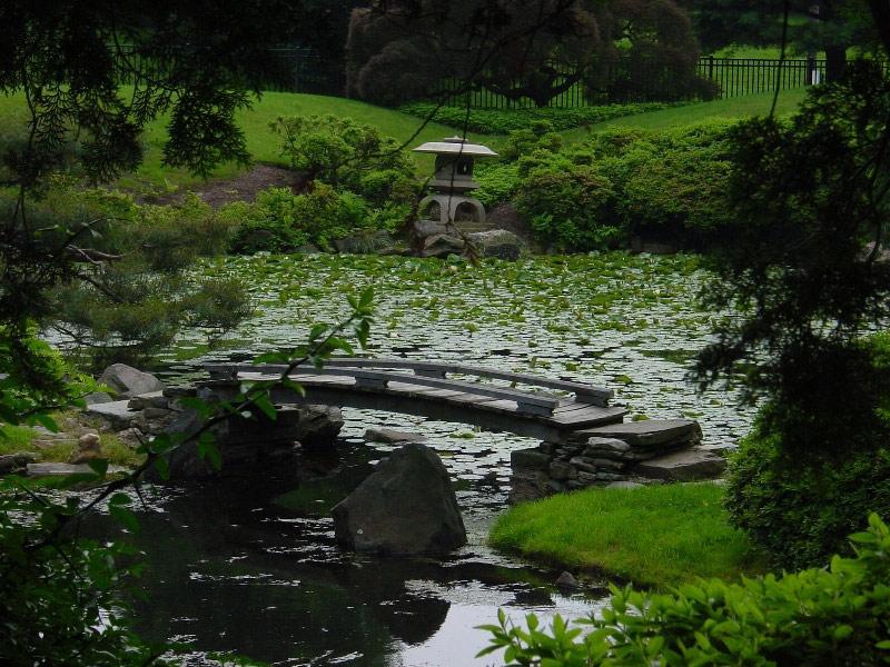 Shofu So Japanese Garden, Pennsylvania
