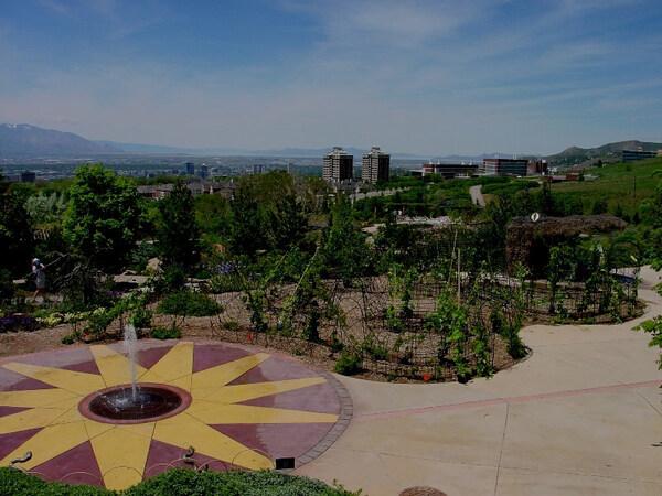 Red Butte Garden, Utah