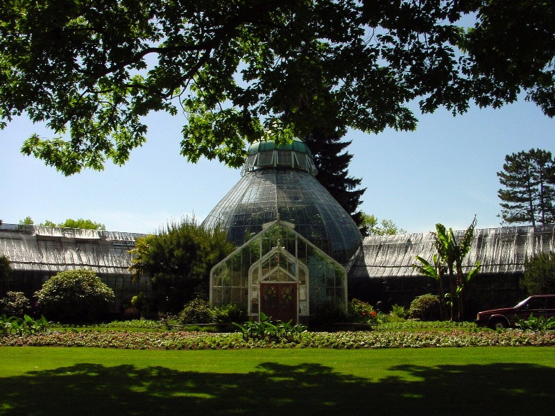 Seymour Botanical Conservatory, Washington