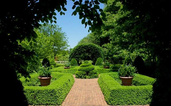 Wegerzyn Gardens, USA