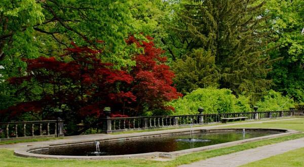 Stan Hywet Hall Gardens