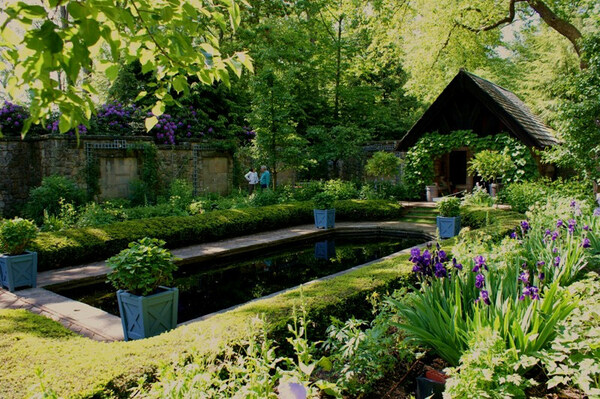 Stan Hywet Hall Gardens, Ohio