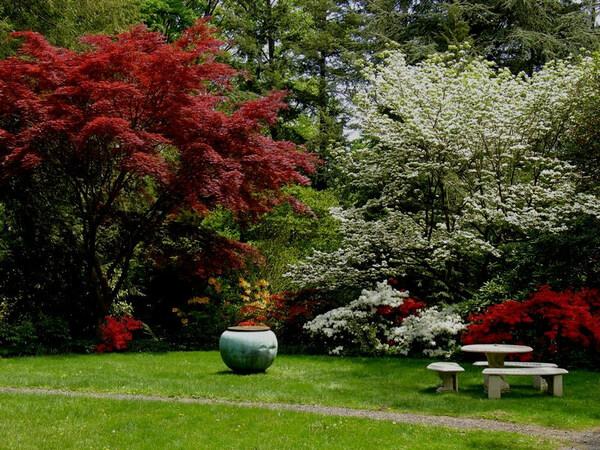 Van Vleck Gardens, New Jersey