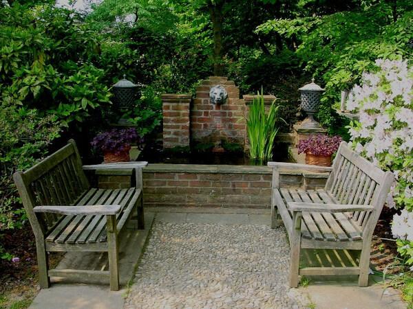 Tudor Place Garden, DC