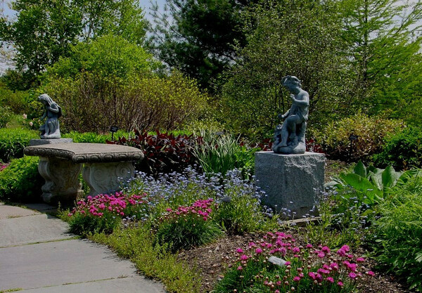 Tower Hill Garden, Massachusetts