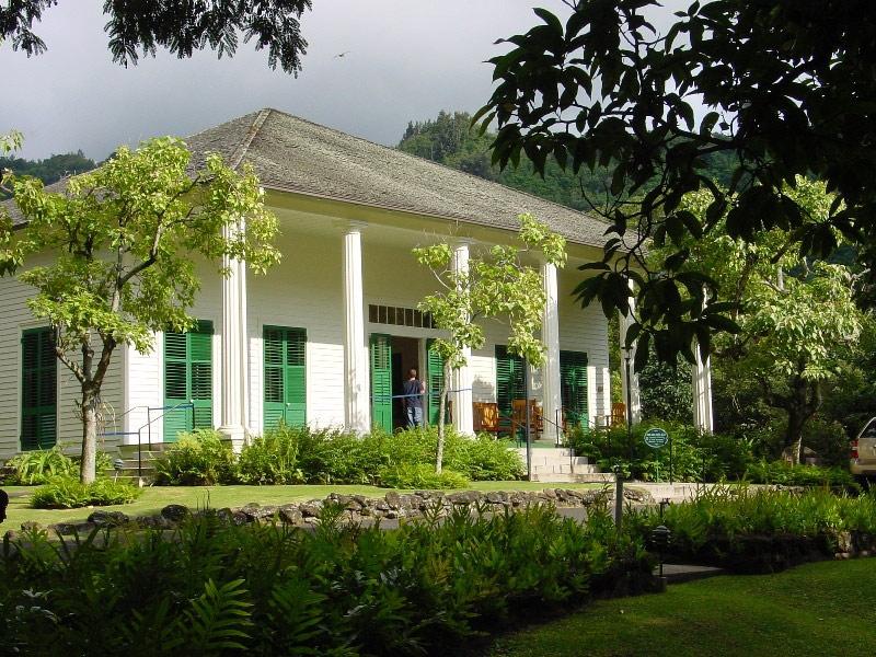 Queen Emma Summer Palace Garden