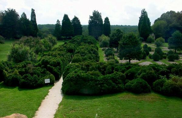 Gunston Hall Garden, Mason Neck