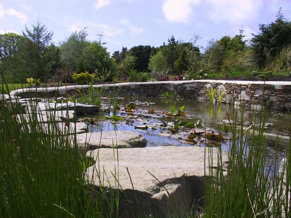 Hilton Court Gardens, Pembrokeshire