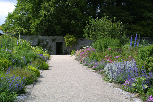The Walled Garden at Altamont - Altamont Plant Sales, Ireland
