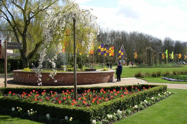 Springfields Festival Gardens