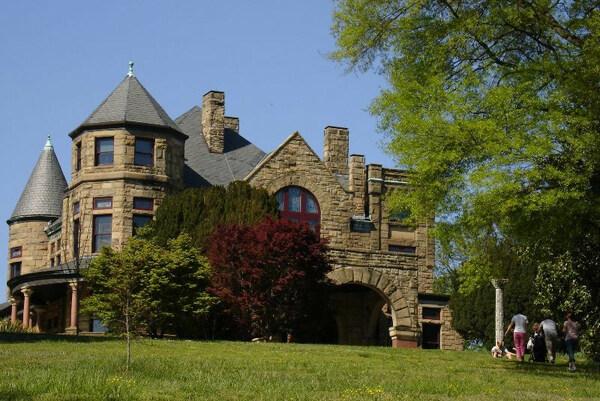 Maymont Garden, Virginia