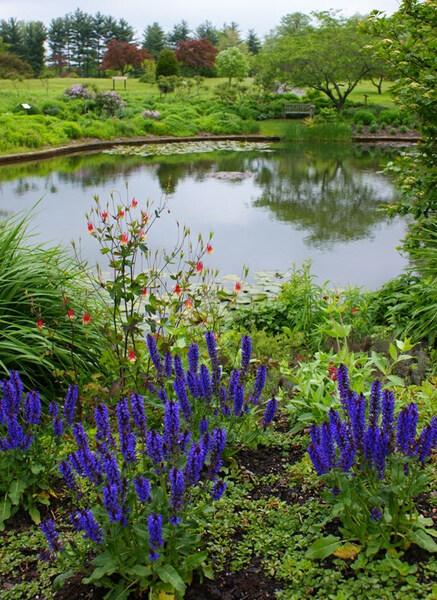 Holden Arboretum Garden, Kirtland