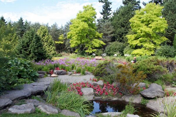 VanDusen Botanical Garden, Canada