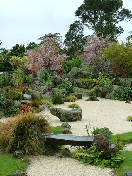 Japanese Garden, Ngamamaku Garden