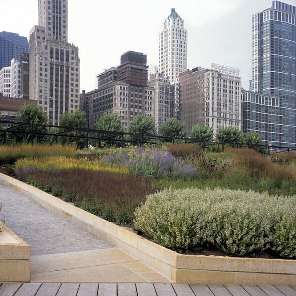 Lurie Garden Milennium Park