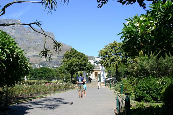 Company's Gardens, Western Cape