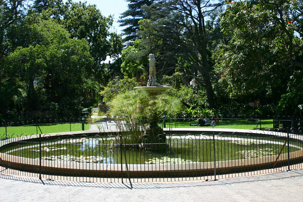 Company's Gardens, South Africa