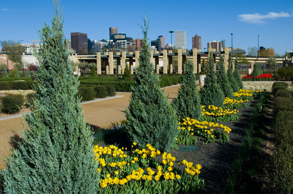 Centennial Gardens, Denver