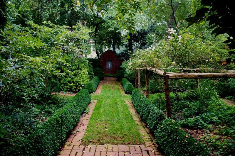 Wing Haven Gardens, North Carolina