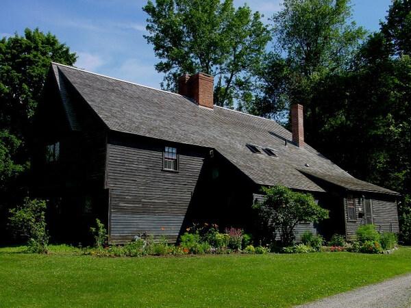 John Whipple House and Garden, Massachusetts