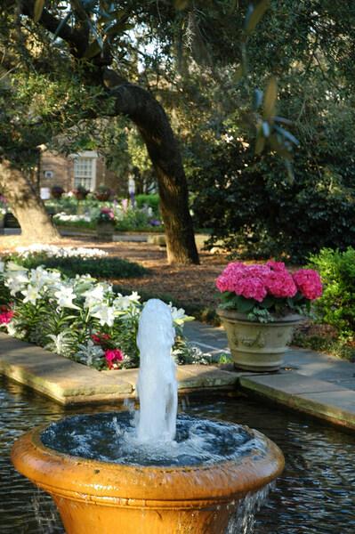 Spring, Bellingrath Gardens