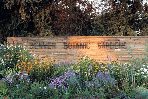 Denver Botanic Gardens, York Street
