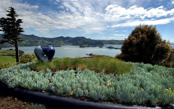 South Seas Garden, Larnach Castle Garden