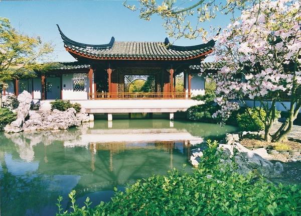Sun Yat-Sen Classical Chinese Garden, Ontario