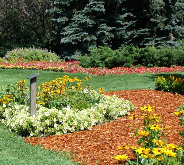 McCrory Gardens, South Dakota