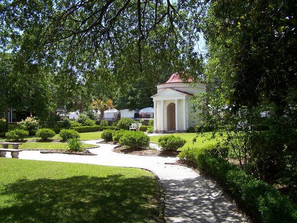Joseph Manigault House Garden