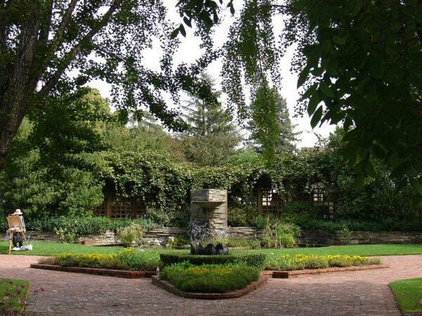 Luther Burbank Home and Gardens, California
