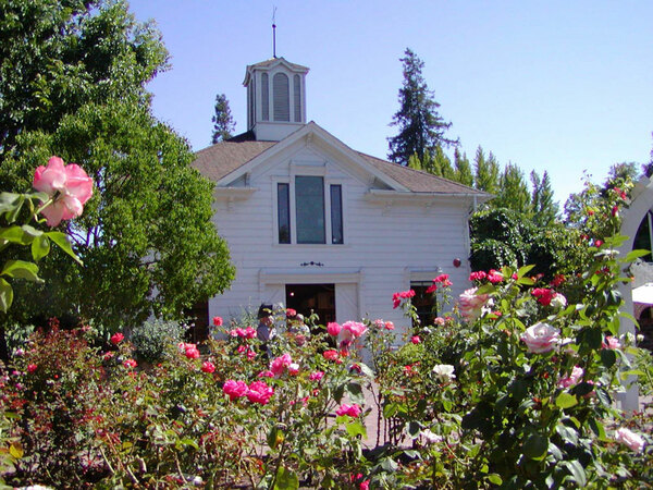 Luther Burbank Home and Gardens, Santa Rosa