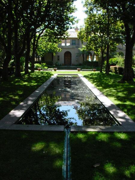 Pool, Blake Garden