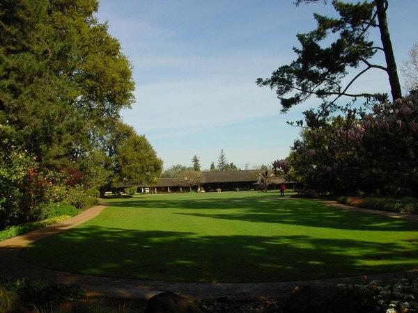 Sunset Gardens, Menlo Park