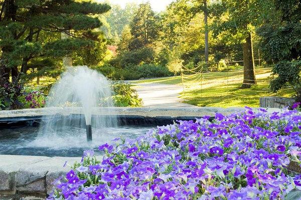 Brookside Gardens, Maryland