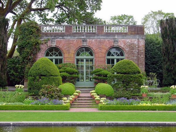Filoli Garden, California
