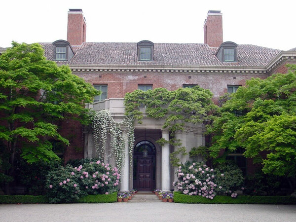 Filoli House, California