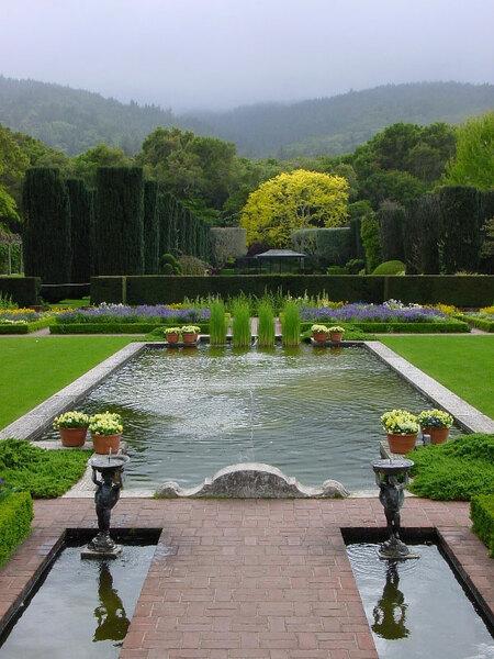 Filoli Garden, Woodside