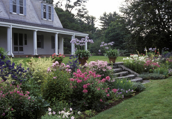 The Fells Garden, New Hampshire