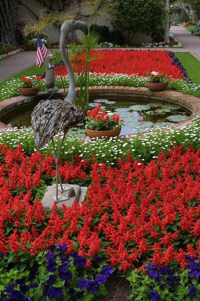 Sun Garden, Sherman Library Gardens