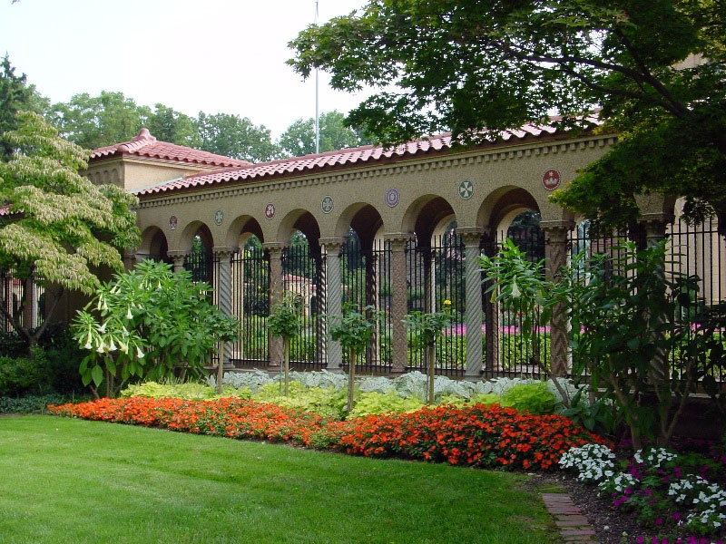 Franciscan Monastery Gardens, District of Columbia