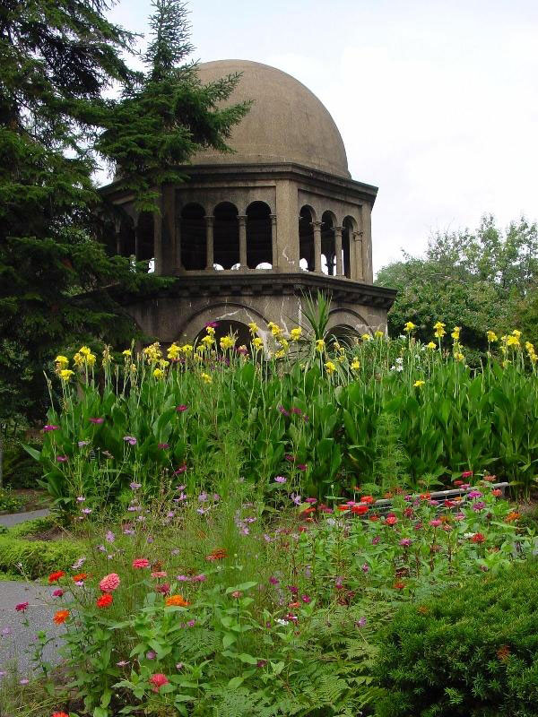 Franciscan Monastery Gardens, Washington