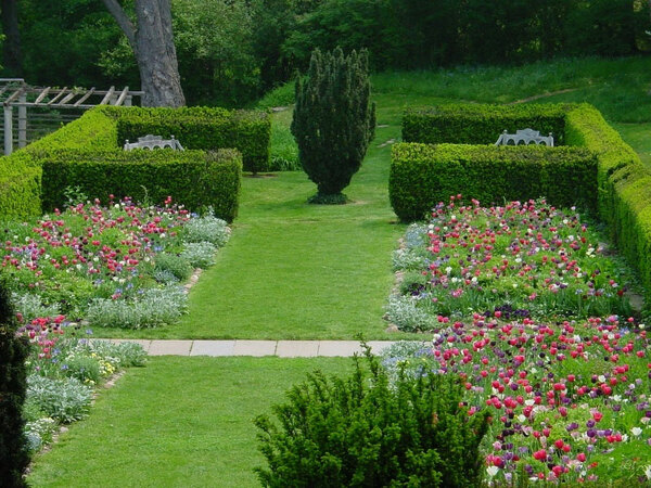 Dumbarton Oaks Garden
