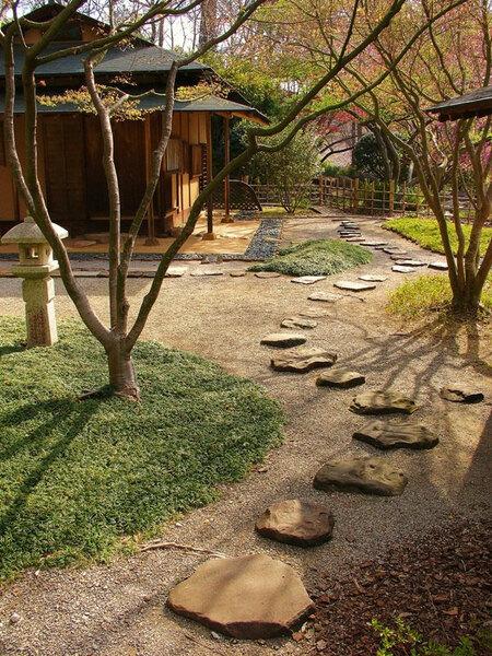 Path, Birmingham Botanical Gardens
