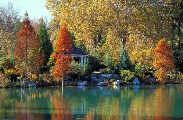 Gazebo, Lewis Ginter Botanical Garden