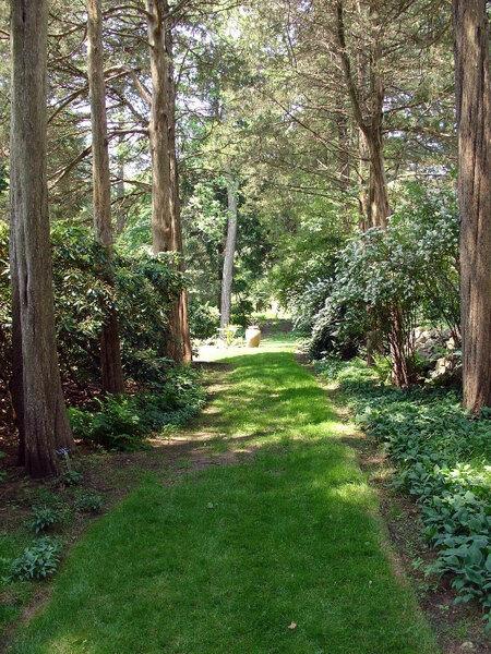 Bartlett Arboretum Gardens, Connecticut