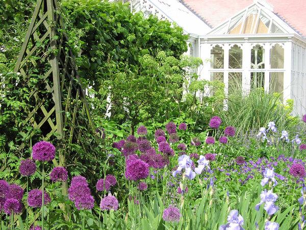 Toddington Manor Garden, Beds