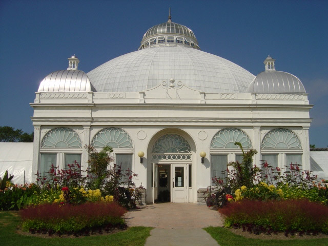 Buffalo Botanical Gardens, New York
