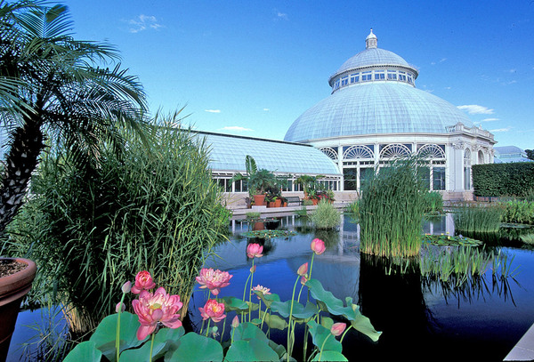 New York Botanical Garden, New York